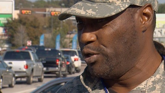 Chili's officials apologized to Army Veteran Ernest Walker for the incident and thanked him for his service,  Kelli Valade, Chili's Grill & Bar President, said in a statement.