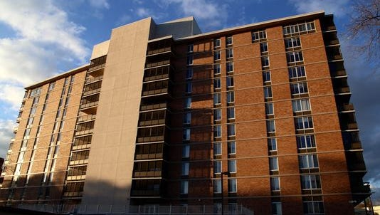 5 Riverside Towers in Binghamton is one of two co-ops whose property taxes would decrease as a result of the change.