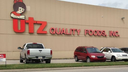 A report from Philly.com says that Utz has been making big moves in the past year.
