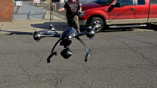 The Ramapo Indian Hills Regional Board of Education has voted to ban the use of drones and other unmanned aircraft on their campuses.