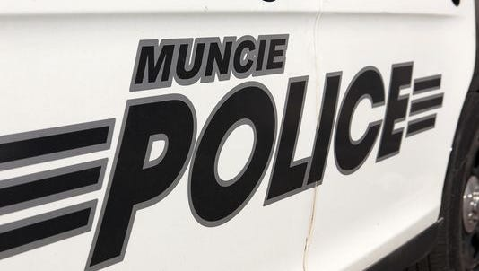 Muncie police car.
