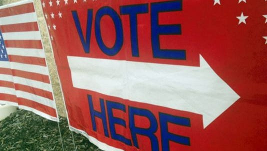 Voters went to the polls on Tuesday.