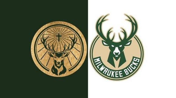 Jägermeister, Milwaukee Bucks logos