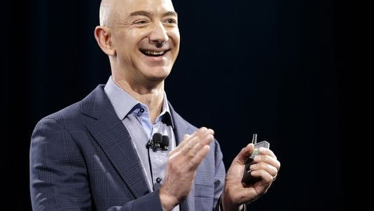Amazon founder Jeff Bezos is one of the billionaires helping to launch a new energy research fund.