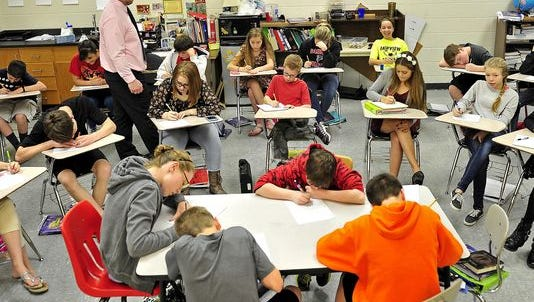 Williamson County Schools has achieved its goal of a 24 on the ACT.