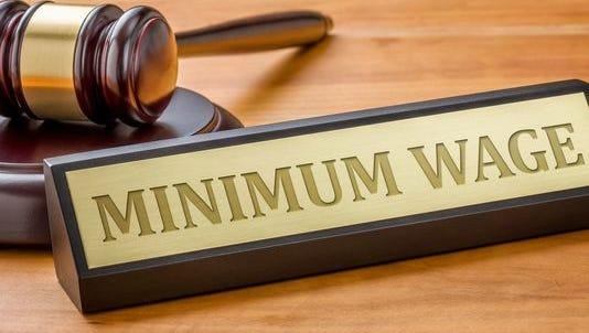 Judge refuses to put Arizona's new minimum wage law on hold.