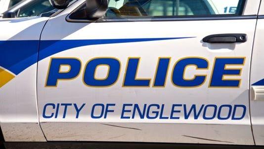Englewood police car.