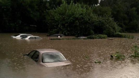 Heavy rain in August caused flash floods and sewer backups in Norwood, St. Bernard and several northern Cincinnati neighborhoods.