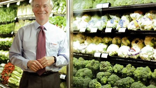 Rodney McMullen is CEO of The Kroger Co.