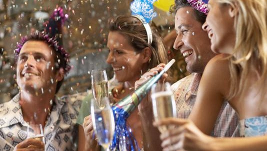 Enjoy a New Year's Eve celebration without breaking the bank.
