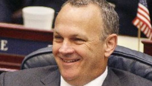 Richard Corcoran is Speaker of the Florida House.