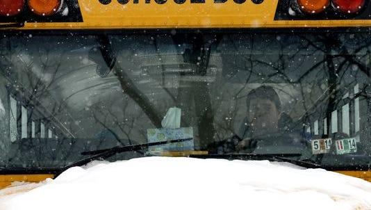 Schools are closing in WNC.