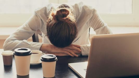 Technology is making it easier for work to creep into private life.