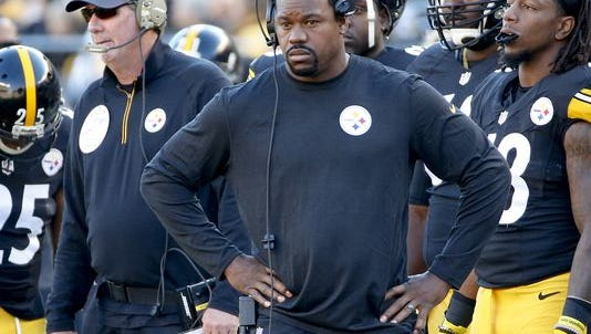 Joey Porter, a former CSU player and coach and current Pittsburgh Steelers assistant coach has been arrested.