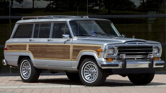 Fiat Chrysler is reviving the Jeep Grand Wagoneer, a SUV seen here in the 1989 model.