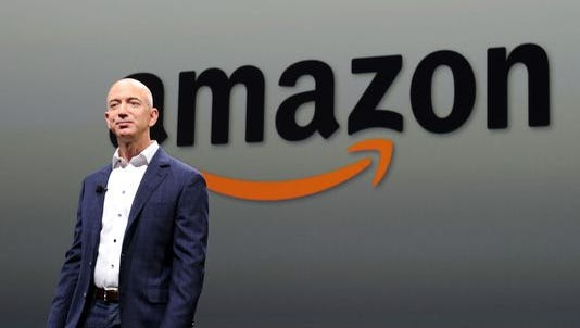Amazon founder and chief executive Jeff Bezos.