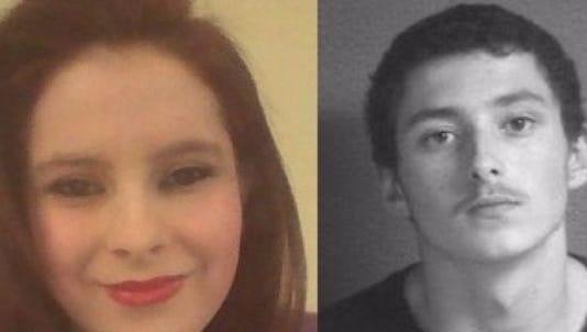 Lacey Nicole Matthews and Winston Aaron Eccleston