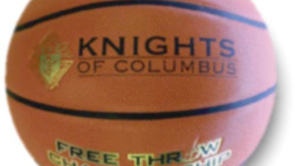 The Knights of Columbus set to host annual Free Throw Championship Saturday at the Boys and Girls Club.