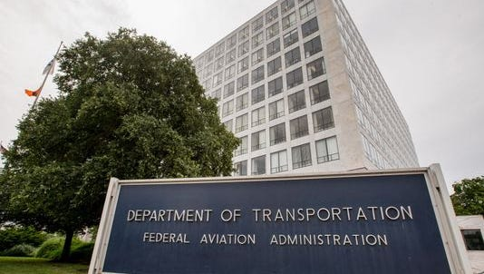 The Federal Aviation Administration announced Jan. 17, 2017, that it fined SkyPan International drone company $200,000 to settle complaints about remote-controlled flights over New York and Chicago.