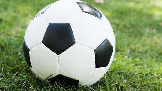 High school soccer.