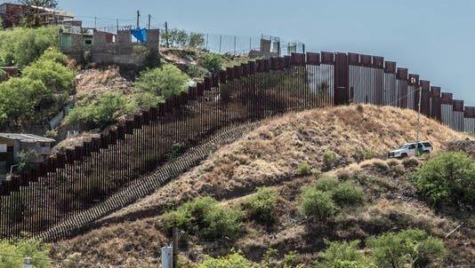 President Donald Trump apparently is set to sign executive orders on Wednesday related to his proposed U.S.-Mexico border wall.