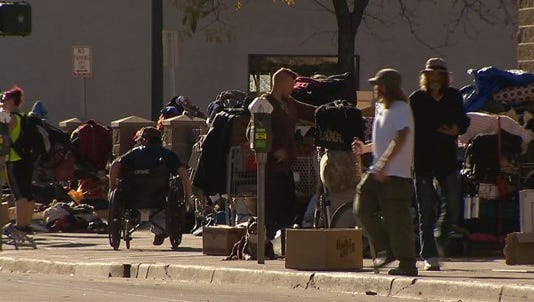 Homeless sweeps have been a major part of Denver municipal policy in recent years.
