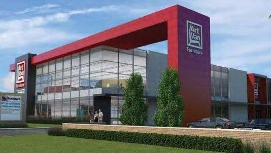 Art Van Furniture's plans to sell to a private equity company will not halt a Canton store, officials say.