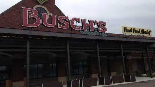 Busch's Fresh Food Market is hiring as it eyes a spring opening in Canton.