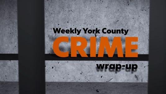 Weekly crime wrap-up, Jan. 28-Feb. 3