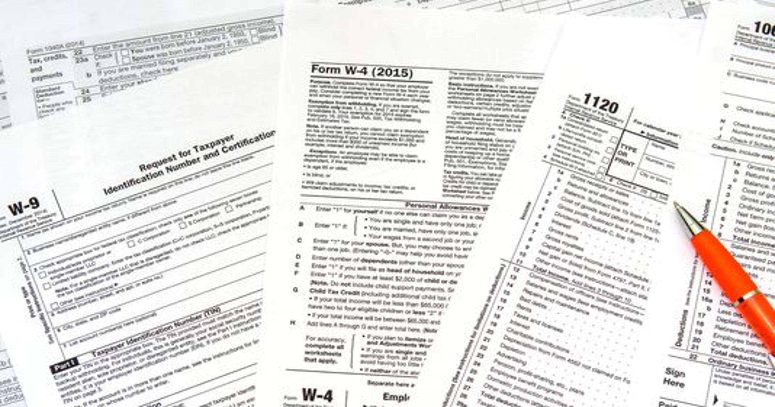 Arizona finishing fix of tax glitch affecting 580,000