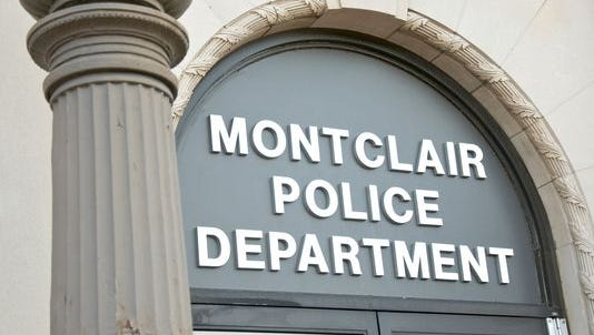Montclair police said that two pedestrians were struck by a car Friday, Feb. 17, as they were crossing Bloomfield Avenue.