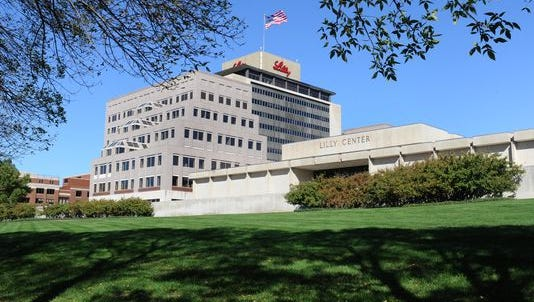 Eli Lilly made the list.