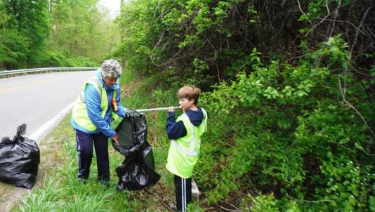 Lincoln Ridge Park clean up day is scheduled for March 4.