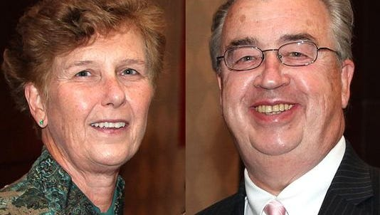 Cooper Health System will rename a building at its Camden campus for John and Joyce Sheridan. John Sheridan was the hospital's CEO at the time of the couple's deaths in 2014.