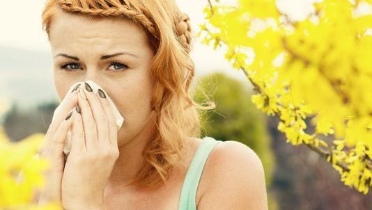 Sneezing, sniffling and itchy eyes got the better of you? Local Herbalist Rosemary Cascio-Sinclair has some relief-providing ideas.