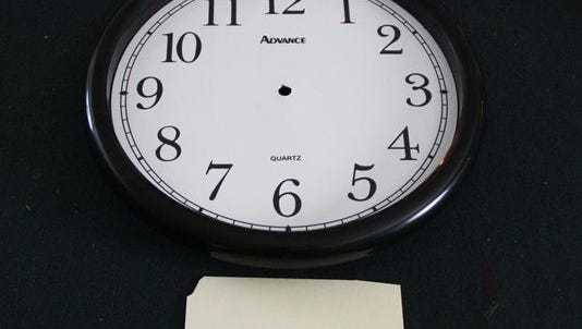 What time is it? Daylight saving time!
