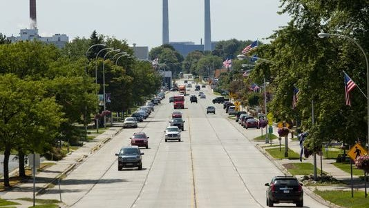 Downtown St. Clair