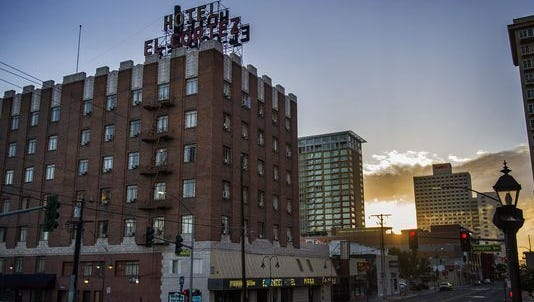 Cafe Jefe might soon be opening a coffee shop and small-batch roastery in downtown Reno's Hotel El Cortez.