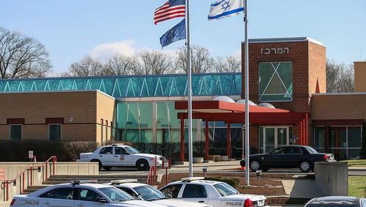 The Jewish Community Center is closed after receiving another bomb threat March 12.