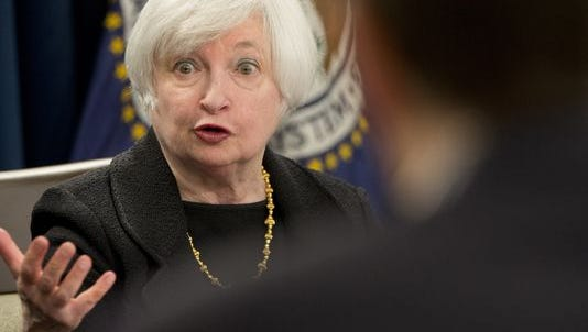 Federal Reserve Chair Janet Yellen and her board raised the Fed's key interest rate again Wednesday.
