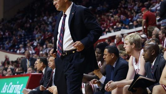 Tom Crean is out.