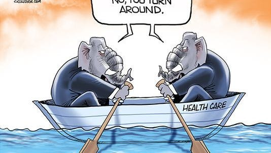 Keeping health care above water.