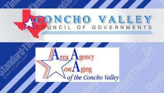 The Area Agency on Aging of the Concho Valley.