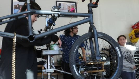 Learn about a new bike initiative Wednesday night.