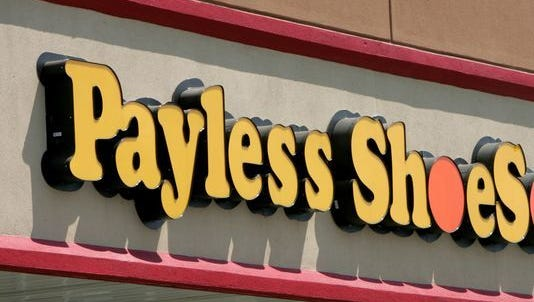 Four Wisconsin Payless ShoeSource stores are among those listed by the company as closing.