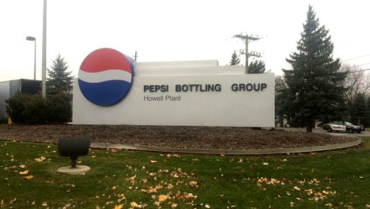 Sources say 7,200 gallons of Mountain Dew syrup concentrate was spilled into a drain at the Pepsi bottling plant in Howell last month.