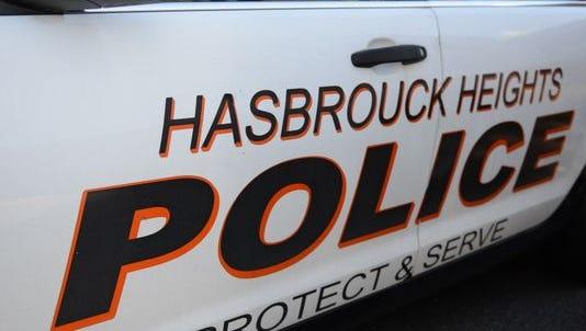 Hasbrouck Heights police blotter