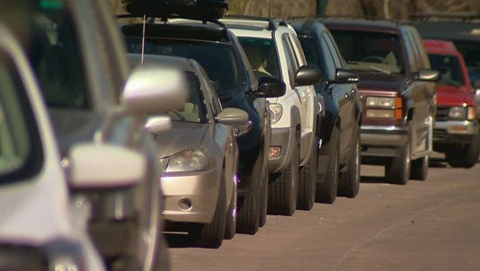 Car thefts are on the rise in Colorado.