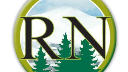 Ruidoso News logo.