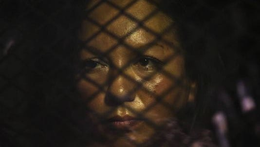 Mesa resident Guadalupe Garcia de Rayos was deported in February.